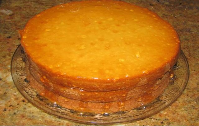 Receta de tarta de manzana en microondas