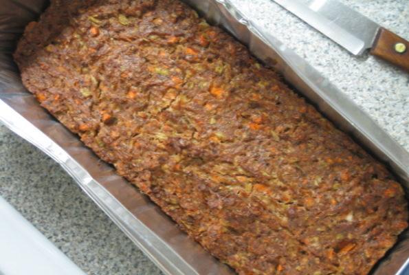 Receta Torta vegana de tofu