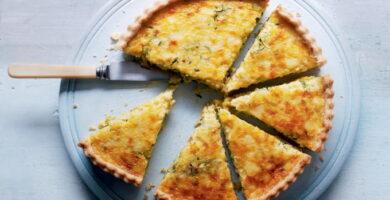 Receta tarta de queso con galletas al horno