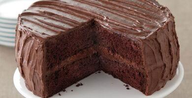 Receta de torta Matilda